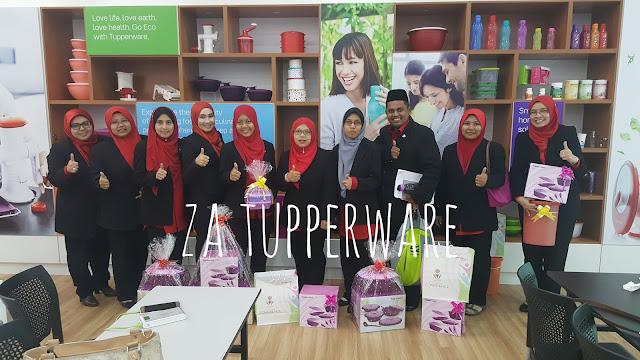 Advanced Sales Group Tupperware