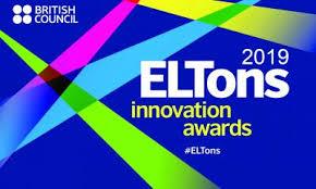 British Council ELTons Innovation Global Awards