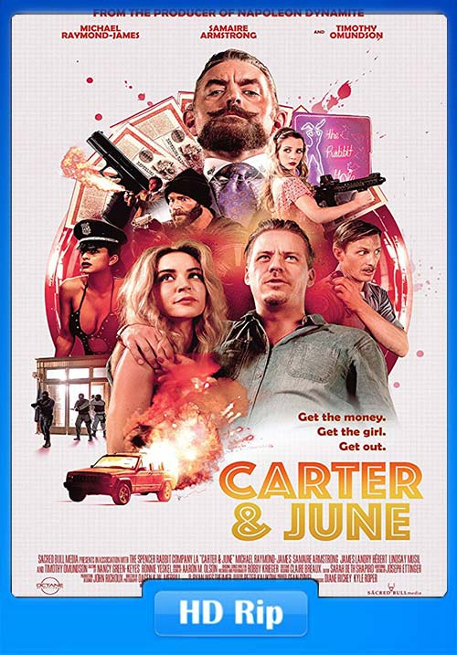 Carter and June 2018 720p WEB-DL | 480p | 100MB HEVC x264