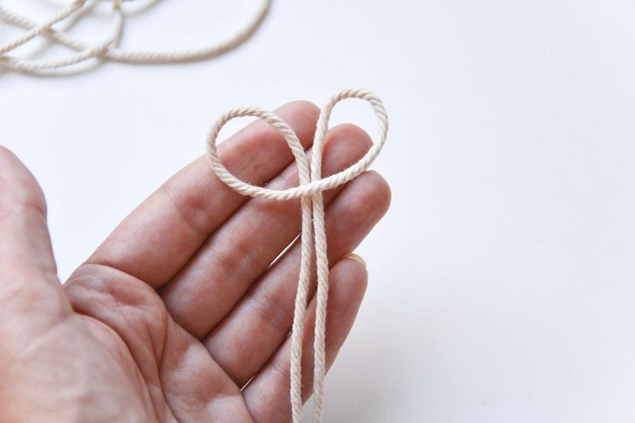 doblamos la cuerda por la mitad