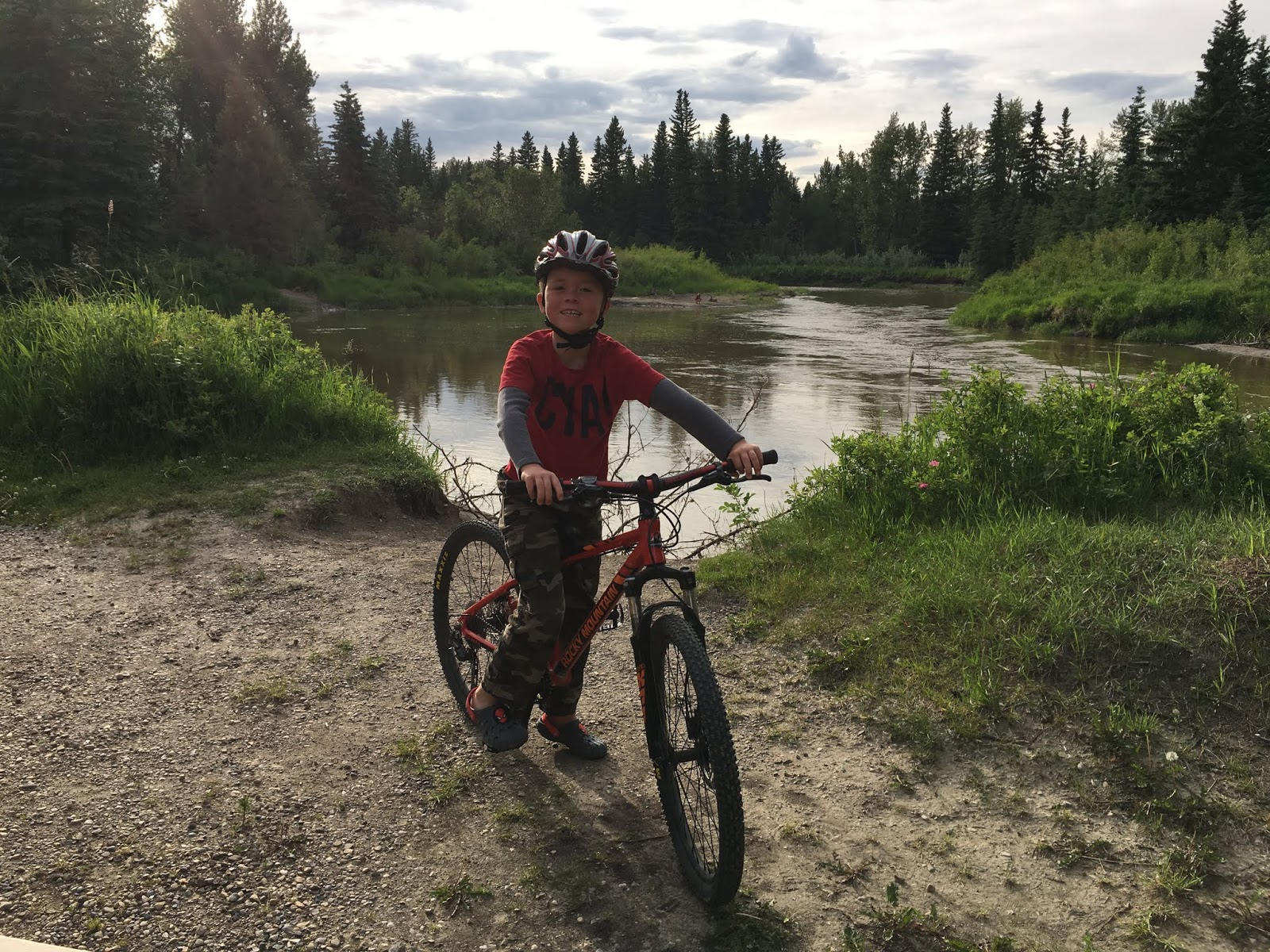 Family Adventures In The Canadian Rockies Campsite To