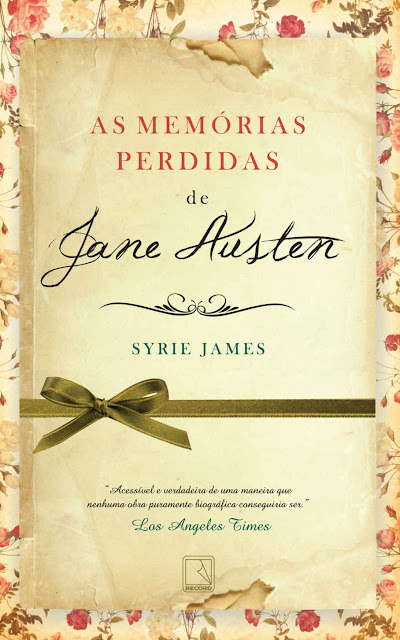 As memórias perdidas de Jane Austen - Syrie James