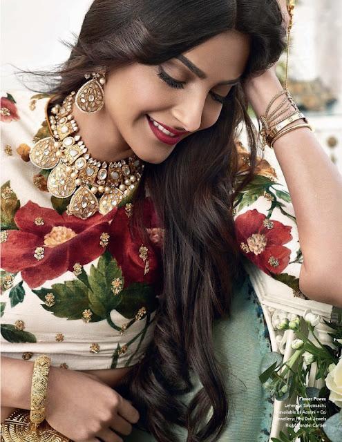 Sonam Kapoor Photoshoot Images