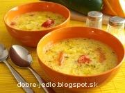 Tekvicová polievka - recept