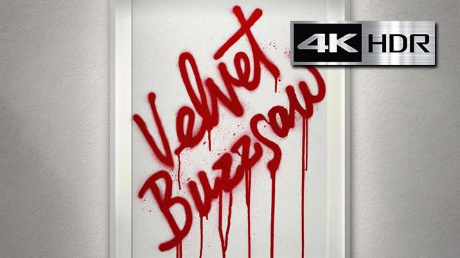 Velvet Buzzsaw (2019) WebRip 4K UHD [HDR] Latino-Ingles