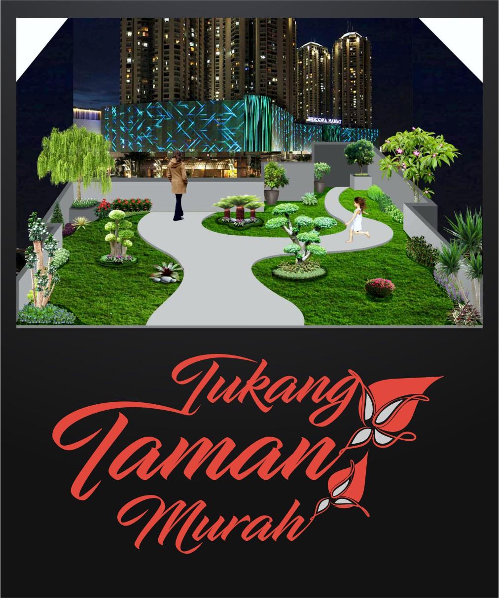 Desain Taman Rumah TUKANG TAMAN MURAH