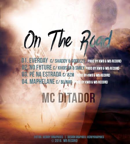 Mc Ditador - On The Road (EP)