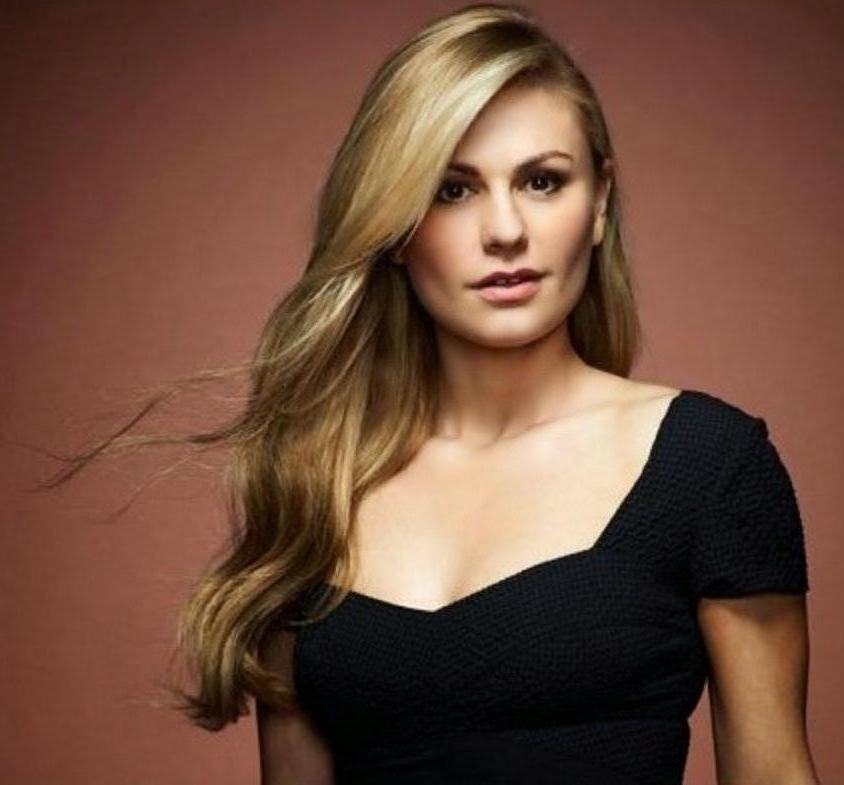 Hollywood Actress Wallpaper: Anna Paquin HD Wallpapers