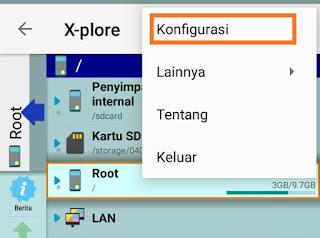 Cara Menampilkan File Hidden Di Android