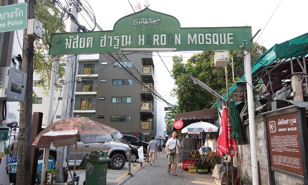 Three Old Mosques in Bangkok