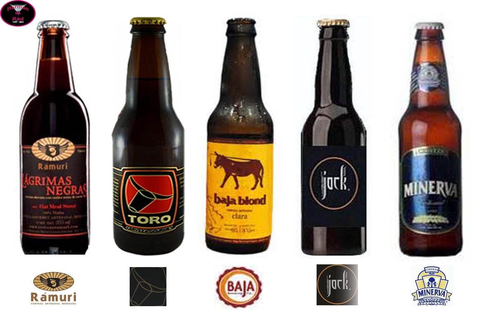 cervezas mexicanas artesanales