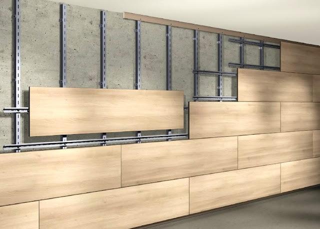 Panel Dinding : Sistem, Jenis, Kelebihan dan Kekurangannya