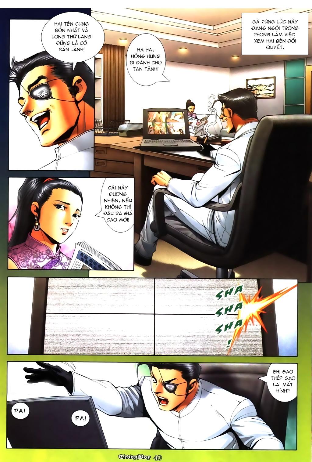Người Trong Giang Hồ NetTruyen chap 1109 - Trang 24