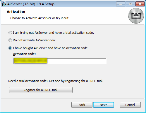 AirServer Activation Code