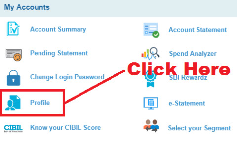 enable high security sbi net banking