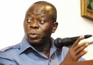 Adams Oshiomhole reveals how convicted terrorist appears on fake voters register