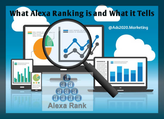 What is Alexa Ranking and How to Use it for Website Evaluation SEO-550x400