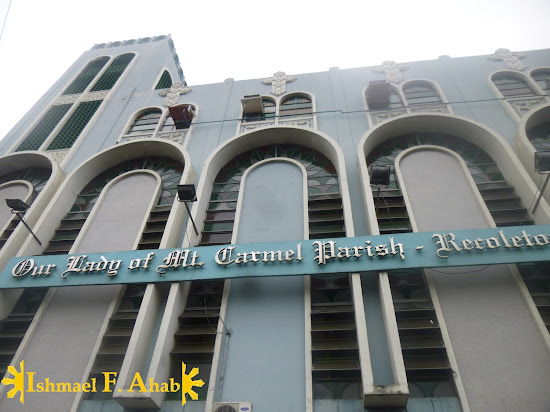 Our Lady of Mt. Carmel Church in Cebu City