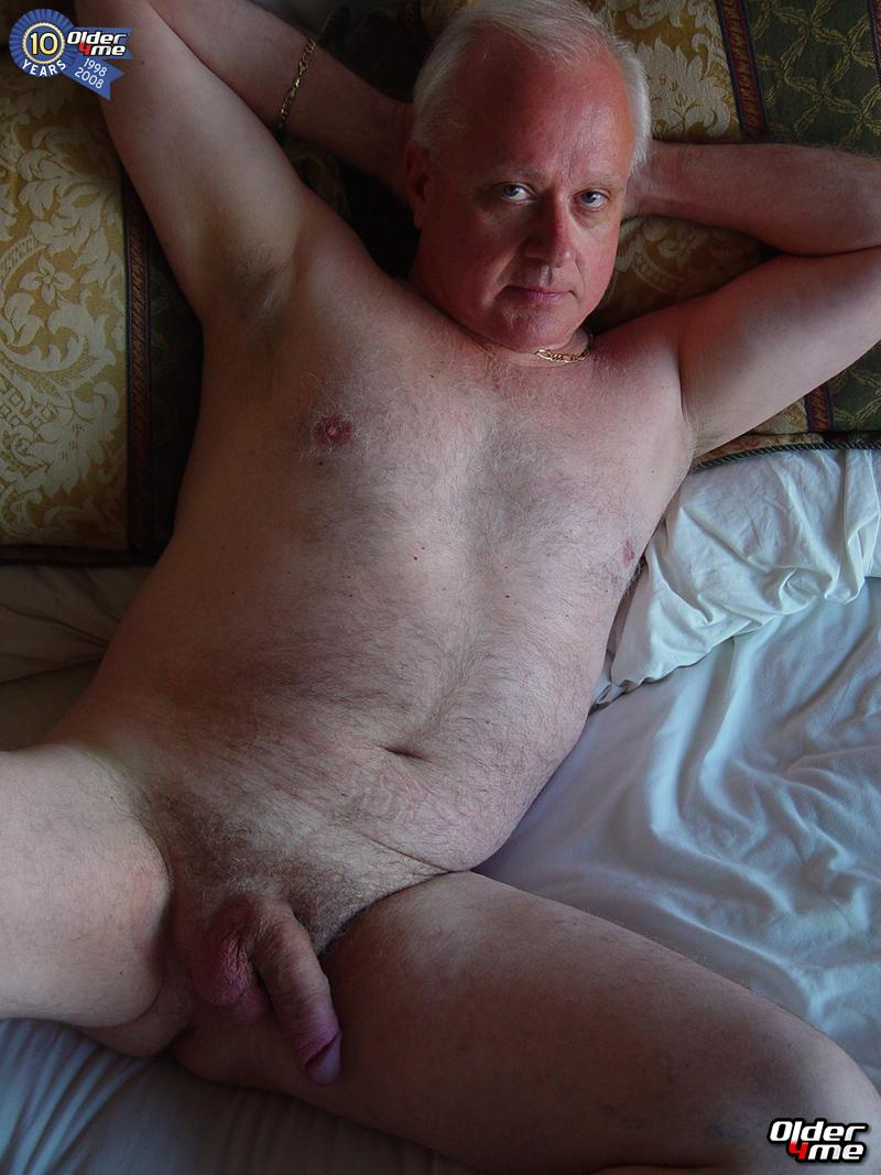 naked mature men - older gay men