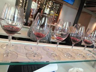 La Ferme Du Mont Wine Tasting 2017