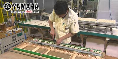 Lowongan Kerja PT. Yamaha Indonesia (Mfg Piano) Pulogadung