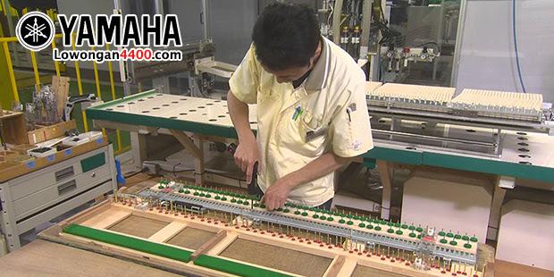 Lowongan Kerja Pt Yamaha Indonesia Mfg Piano Pulogadung