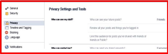 how to make pictures private on facebook