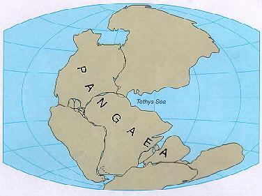 الدرس العاشر انجراف القارات مدونة الجيولوجيا