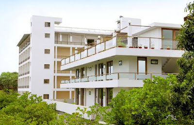 Purple Resort and Cuisine Puducherry is situated amidst tranquil surroundings and include modern staying features.