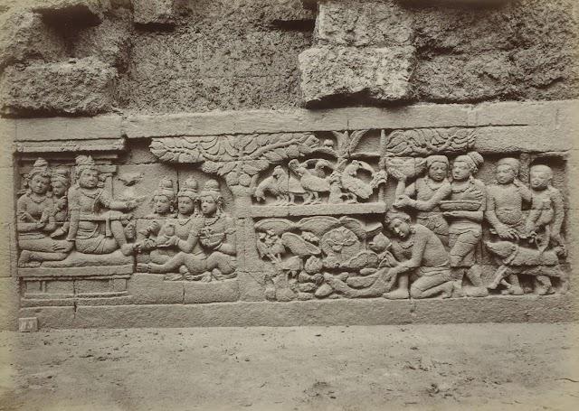 Riwayat Candi Borobudur, Pernah Terkubur Seribu Tahun (?)