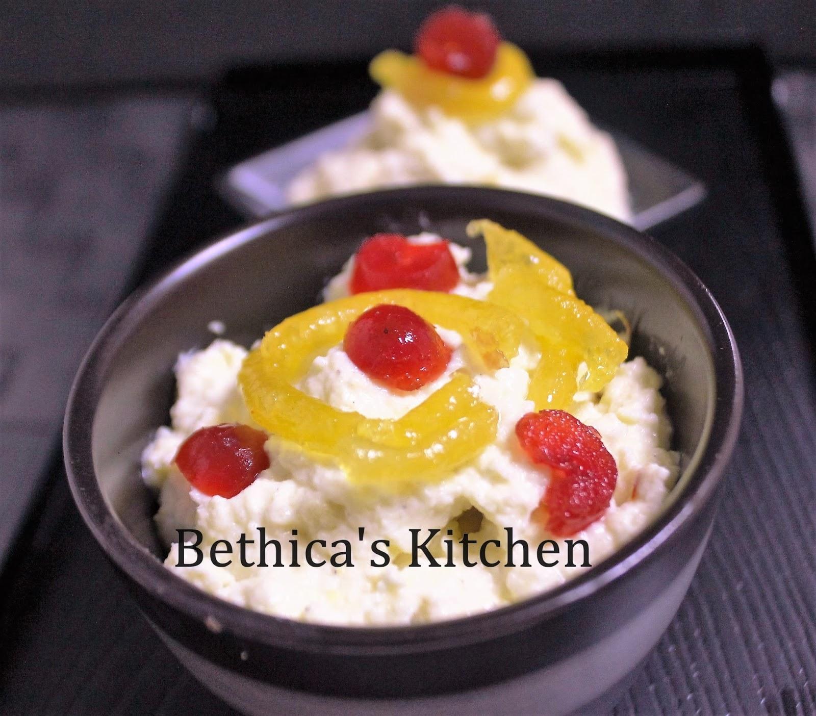 how to make shrikhand from yogurt