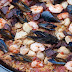 Grilled Mixed Paella Recipe