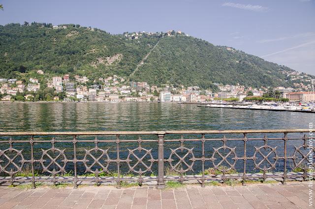Lago di Como viaje por Italia