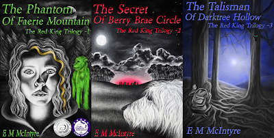 "Find ""The Red King Trilogy!"" by E.M. McIntyre"