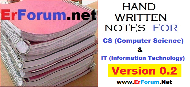 gate-psu-cs-it-handwritten-notes