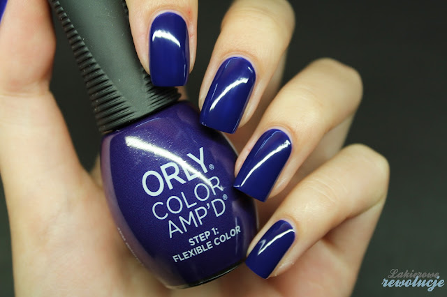 ORLY Color AMP'D - Stadium Way