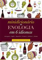 Primeira fotogarfia publicada no artigo Livro descreve termos enológicos em seis idiomas