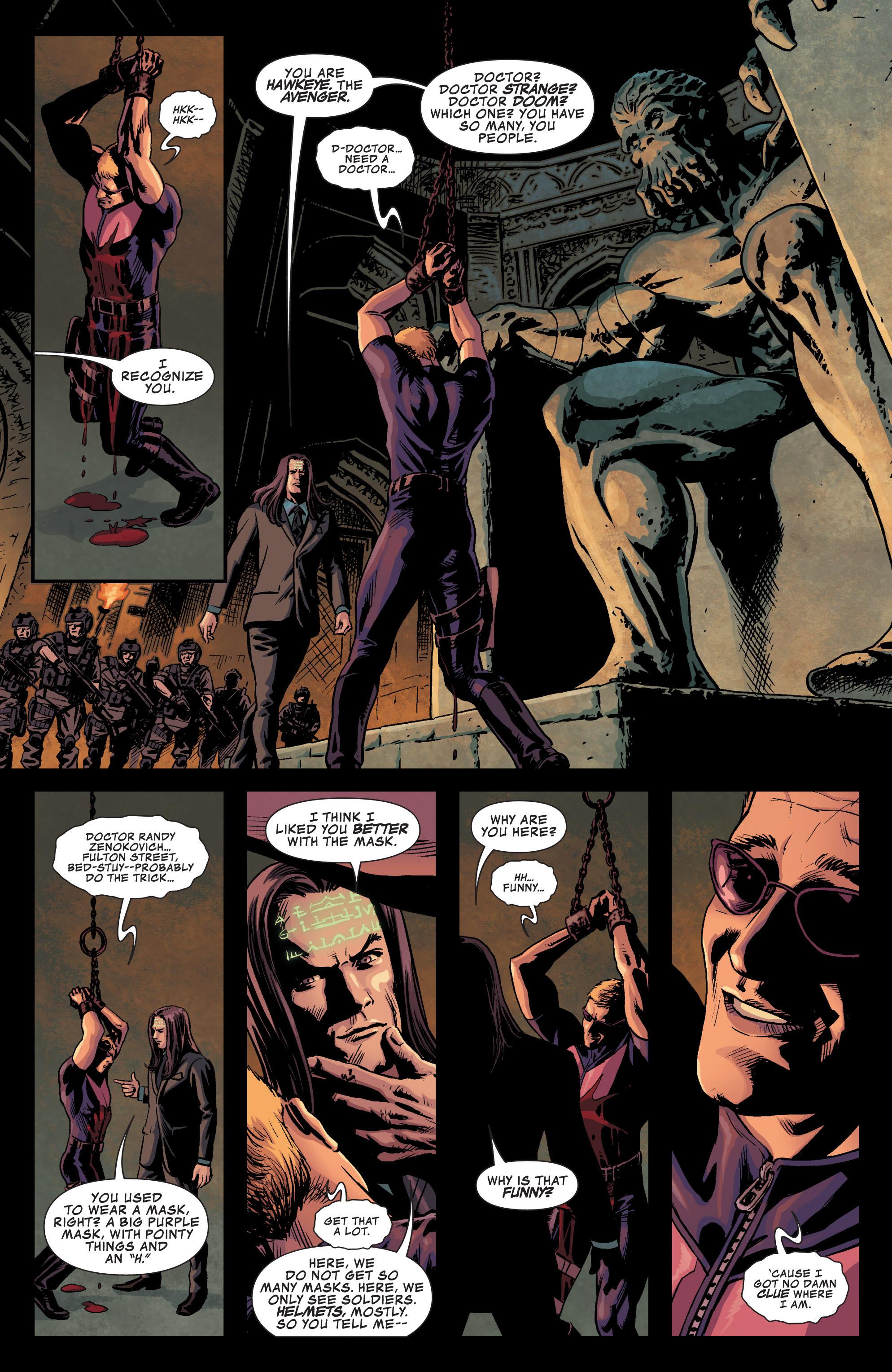 Read online Secret Avengers (2013) comic -  Issue #1 - 4
