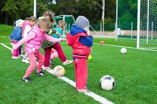 الرياضة للأطفال