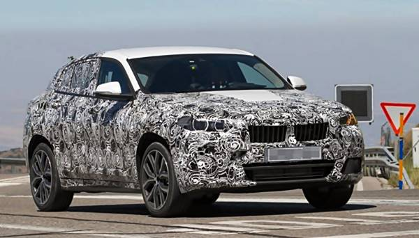 2017 BMW X2 F39 SUV Coupe