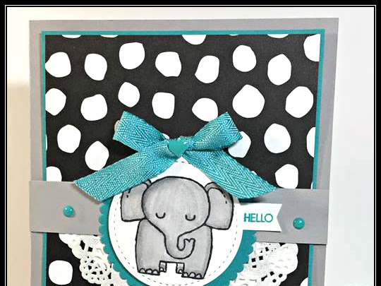 Stampin' Blends! Available TODAY!