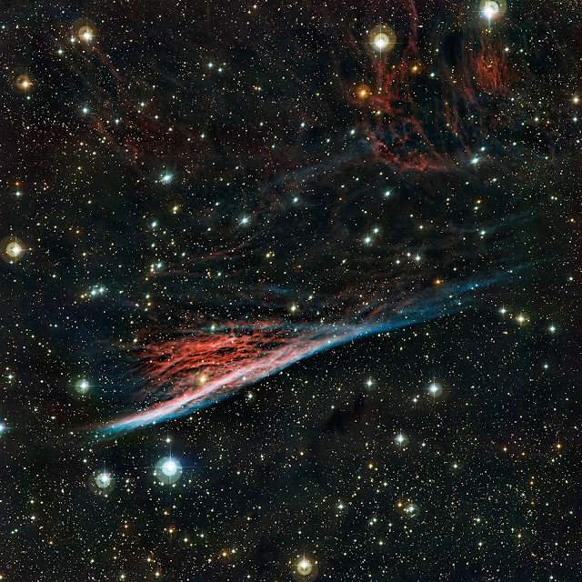 The Pencil Nebula