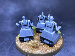Electrotyrants Guard Bots picture 3