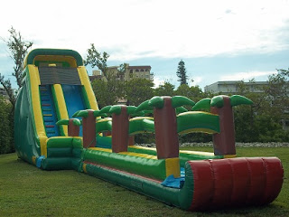 Astonishing Jacksonville Bounce House Has Added New Inventory Home Interior And Landscaping Ologienasavecom