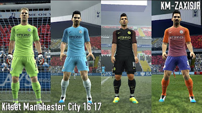 PES 2013 Kitpack 2016/17 Update 27 July 2016 by Kitsmaker Zaxis JR