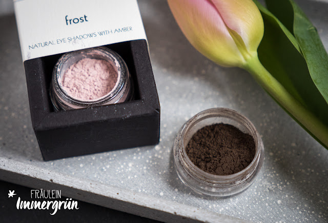 Uoga Uoga Natural Eyeshadows Frost, Uoga Uoga Natural Eyeshadows Smiling Deer