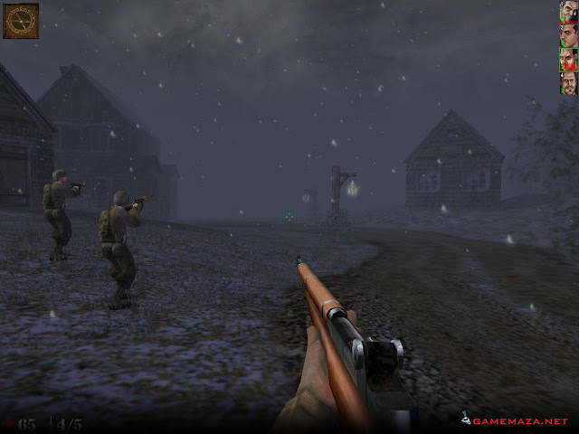 Deadly Dozen Gameplay Screenshot 3