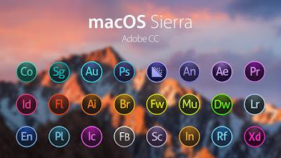 ADOBE CC 2018 FOR MAC OS LENGKAP + FLASHDISK 32GB