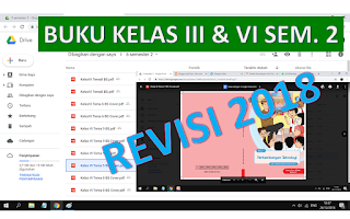 BUKU K13 REVISI 2018 SD