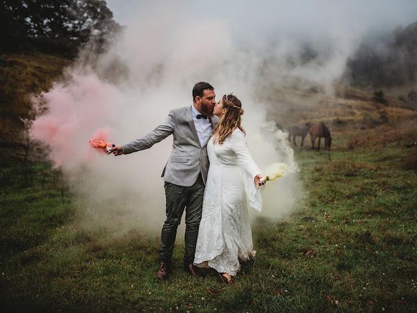 ➳ INGRID & CHRIS | DIY BOHO REAL WEDDING IN THE MOUNTAINS {MT PLEASANT}